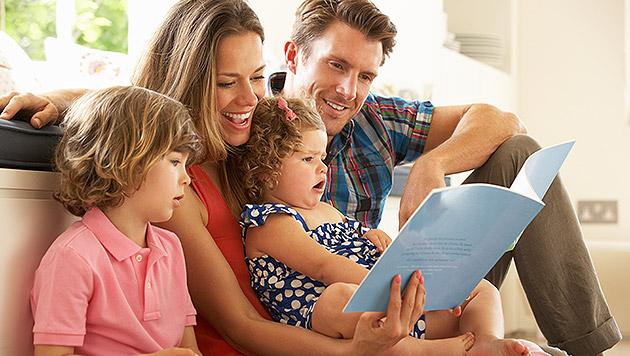 Wie Ihr Kind zu einer richtigen Leseratte wird (Bild: thinkstockphotos.de)