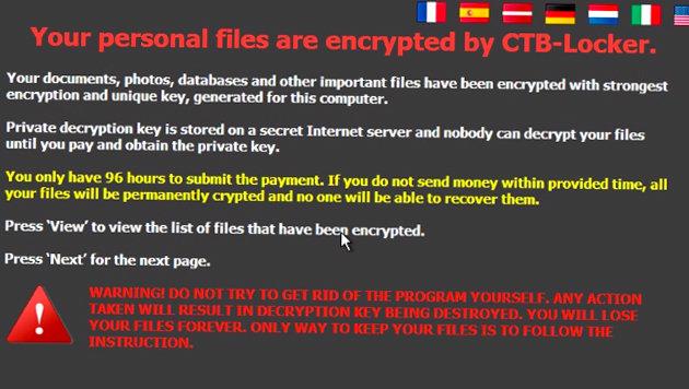 Cyberkriminelle surfen auf der Windows-10-Welle (Bild: blog.cisco.com)
