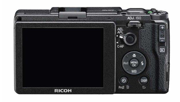 Ricoh GR II: Edel-Kompakte mit APS-C-Sensor (Bild: Ricoh)