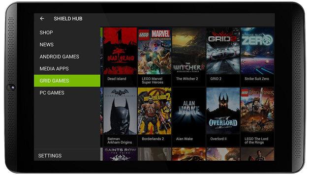 Brandgefahr: Nvidia ruft Shield-Tablets zurück (Bild: Nvidia)