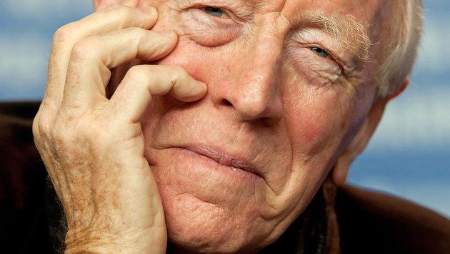Max von Sydow (Bild: TIM BRAKEMEIER/EPA/picturedesk.com)