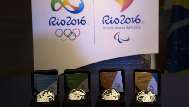 Rio 2016: Stoss rechnet mit 80 ÖOC-Teilnehmern (Bild: APA/EPA/Marcelo Sayão)