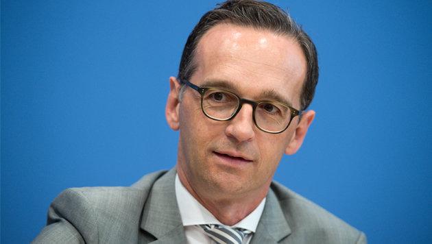 Justizminister Heiko Maas (Bild: AP)