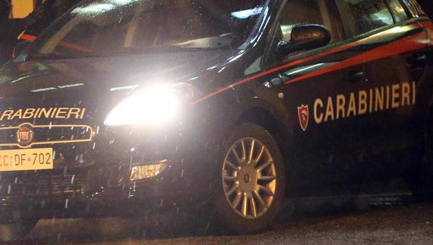 Polizei hebt Falschgeld-Werkstatt in Mailand aus (Bild: EPA/Matteo Bazzi (Symbolbild))