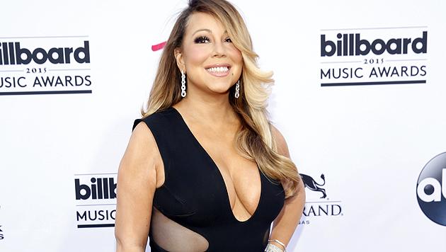 Mariah Carey hat sich mit Milliardär verlobt (Bild: APA/EPA/AP)