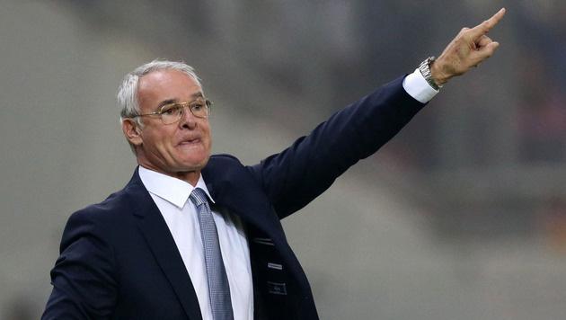 Schenkt Star-Coach Claudio Ranieri Fuchs das Vertrauen? (Bild: GEPA)
