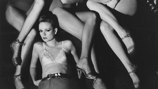 """""""Die besten Dessous-Fotos aus 45 Jahren (Bild: Deborah Turbeville/Vogue)"""""""
