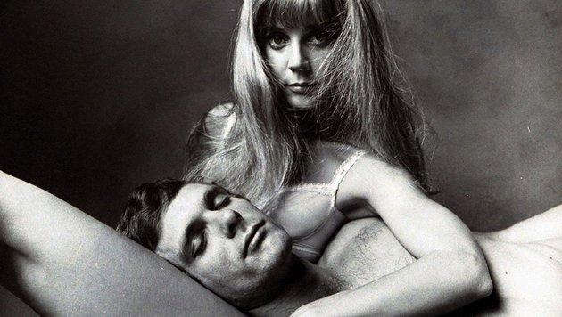 """""""Die besten Dessous-Fotos aus 45 Jahren (Bild: Irving Penn/Vogue)"""""""