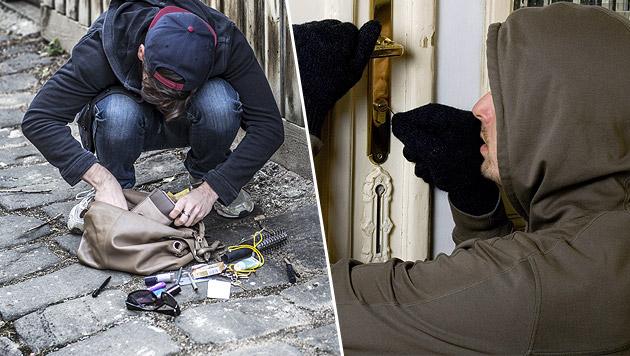 Wien: Deutlich weniger Überfälle und Taschendiebe (Bild: thinkstockphotos.de)