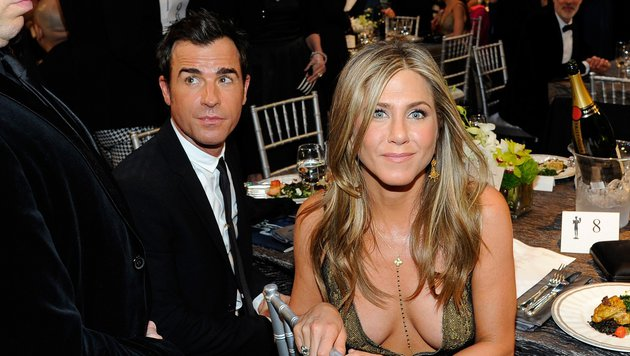 Jennifer Aniston will mit 80 noch Bikinis tragen (Bild: GETTY IMAGES NORTH AMERICA / AFP)