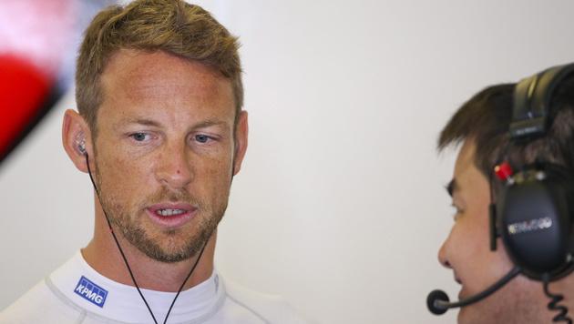 """Großartige Reise"" - Button fährt sein 300. Rennen (Bild: APA/EPA/SRDJAN SUKI)"