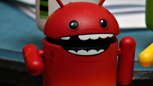 """Fake-Update macht Android-Handys zur Abhöranlage (Bild: flickr.com/Family O""""Abé)"""