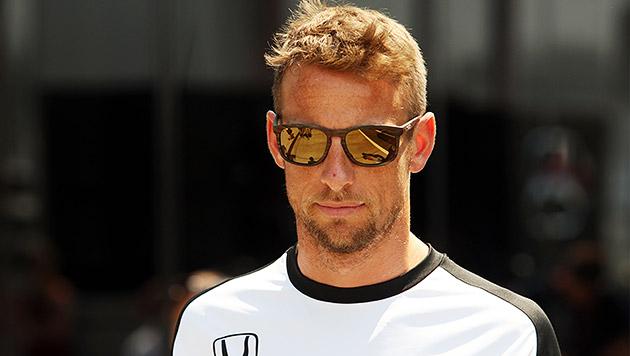 Formel-1-Star Jenson Button betäubt und ausgeraubt (Bild: GEPA)