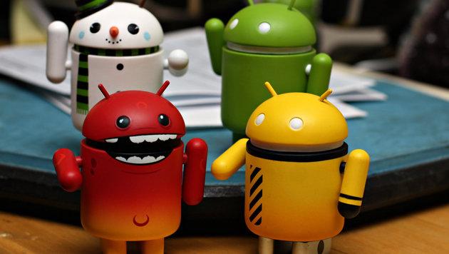 "Kann Google Android-Handys von weitem entsperren? (Bild: flickr.com/Family O""Abé)"
