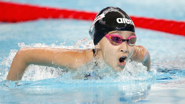 Skandal! Kein Alterslimit bei Schwimm-WM (Bild: APA/EPA/PATRICK B. KRAEMER)