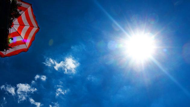 UNO warnt: Erde heizt sich immer schneller auf (Bild: APA/dpa/Arno Burgi (Symbolbild))