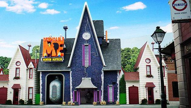 """""""12 Geheimnisse über die Minions (Bild: Universal Studios)"""""""