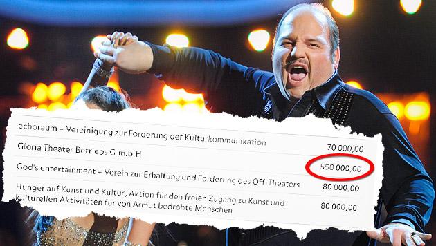 """Gerald Pichowetz machte auch schon als """"Dancing Star"""" Schlagzeilen. (Bild: ORF/ALI SCHAFLER/picturedesk.com, Krone)"""