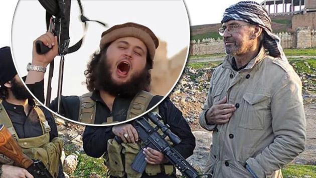"""""""Glaubt nicht den Lügen der IS-Mörderbande!"""" (Bild: youtube)"""