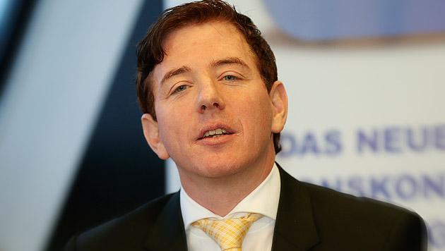 Peter McDonald wurde erst im Oktober 2015 neuer Generalsekretär. (Bild: Peter Tomschi)