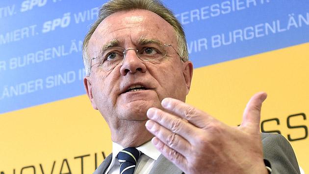 Burgenlands Landeshauptmann Hans Niessl (Bild: APA/Helmut Fohringer)