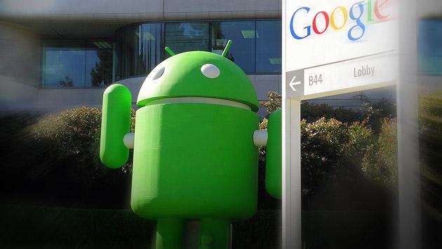 US-Kartellwächter nehmen Google ins Visier (Bild: dpa/Christof Kerkmann)