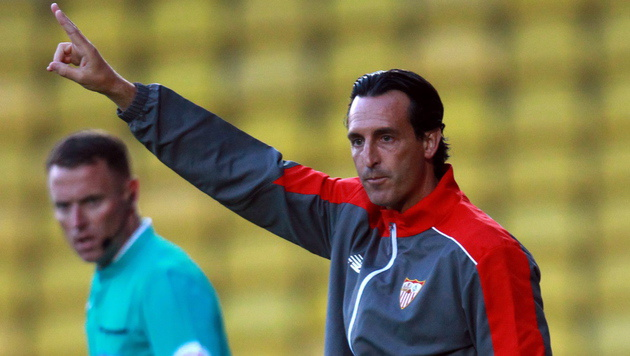Sevilla-Coach Unai Emery (Bild: APA/EPA/SEAN DEMPSEY)