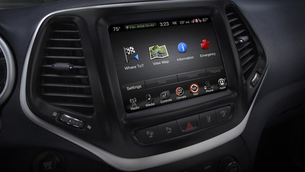 Krypto-Chip soll vernetzte Autos sicherer machen (Bild: AP)