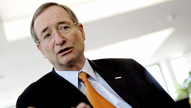 Wirtschaftskammer-Präsident Christoph Leitl (Bild: APA/Herbert Pfarrhofer)