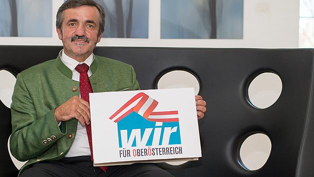 OÖ: Stronach-Mann Steinbichler kandidiert nicht (Bild: APA/Harald Dostal)