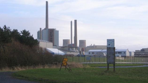 Die alte britische Atomanlage Sellafield soll mithilfe von Robotern entsorgt werden. (Bild: geograph.org.uk/Fintan264/John Holmes)