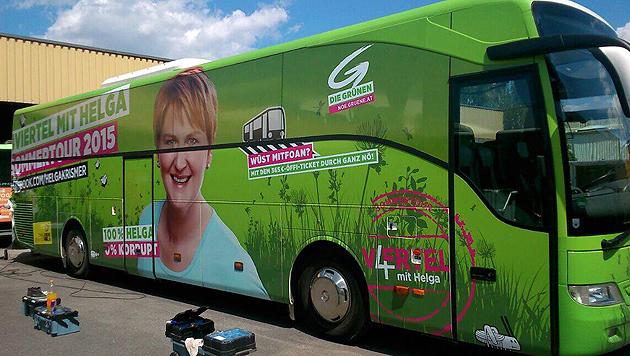 Fremdschäm-Alarm um grünes Wahlkampfvideo (Bild: Die Grünen)