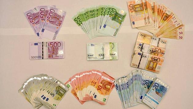 Neunfacher Bankräuber ging Polizei ins Netz (Bild: LPD NÖ)