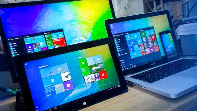 PC-Markt soll dank Windows 10 bald wieder wachsen (Bild: flickr.com/DobaKung)