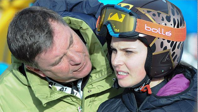 Trennt sich Anna Fenninger fix von ihrem Manager? (Bild: EXPA)