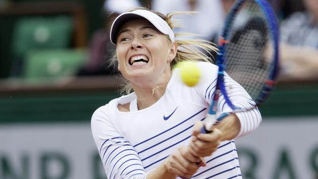 Wildcard verweigert! French Open ohne Scharapowa (Bild: GEPA)
