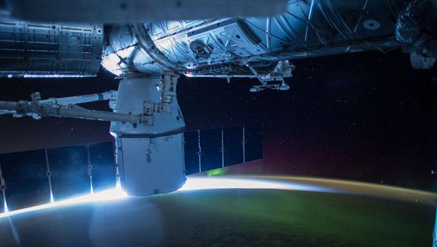 NASA plant Smartwatch-App für ISS-Astronauten (Bild: NASA)