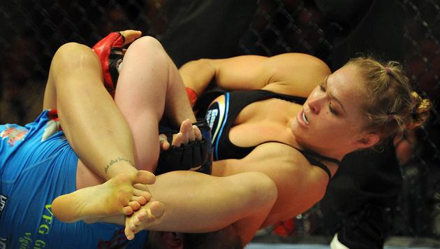 8. Ronda Rousey (USA), Kampfsport: 6,5 Mio. Dollar (Bild: GEPA)