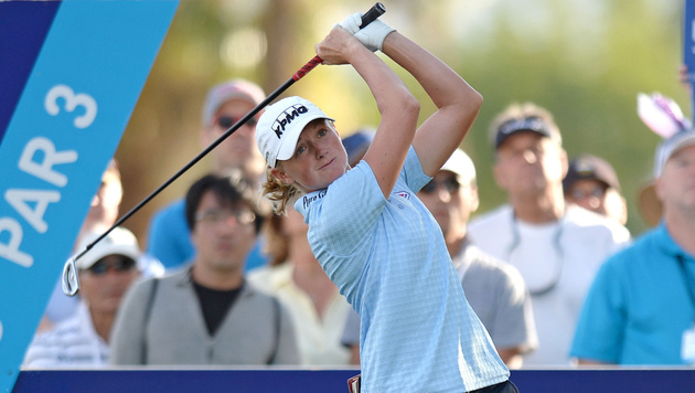 9. Stacy Lewis (USA), Golf: 6,4 Mio. Dollar (Bild: GEPA)