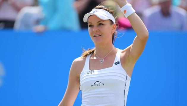 10. Agnieszka Radwanska (POL), Tennis: 6 Mio. Dollar (Bild: GEPA)