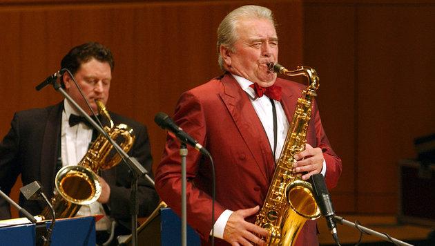 Deutsche Swing-Legende Max Greger ist tot (Bild: APA/dpa/Horst Ossinger)