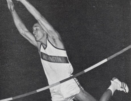 Brian Sternberg (Bild: International Athletics Annual 1964)