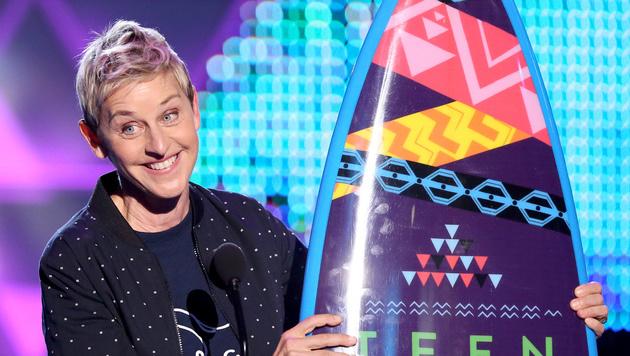 Ellen DeGeneres (Bild: Matt Sayles/Invision/AP)