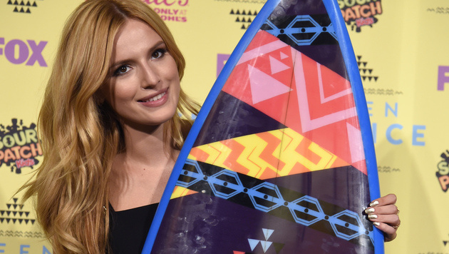 Bella Thorne (Bild: Chris Pizzello/Invision/AP)