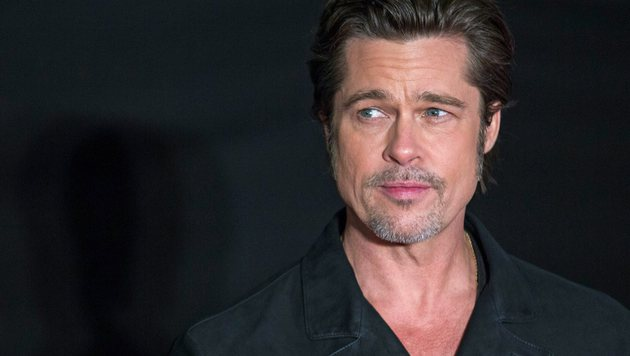 Brad Pitt (Bild: APA/EPA/CHRISTOPHER JUE)