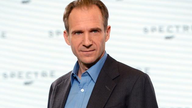 """... wird vermischt mit seinem Todfeind """"Lord Voldemort"""" Ralph Fiennes. (Bild: APA/EPA/FACUNDO ARRIZABALAGA)"""