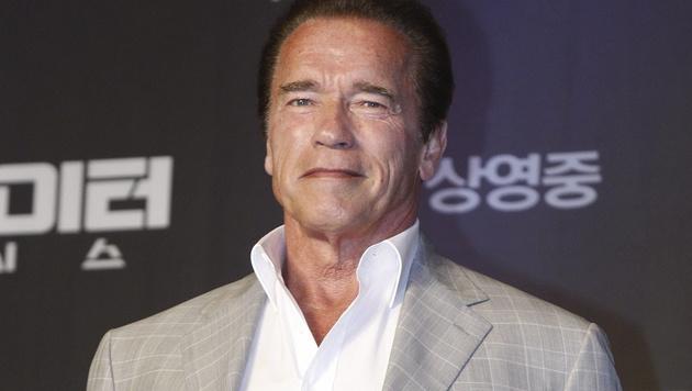 Arnold Schwarzenegger ist für seine Fans eigentlich rundum perfekt. (Bild: APA/EPA/KIM HEE-CHUL)