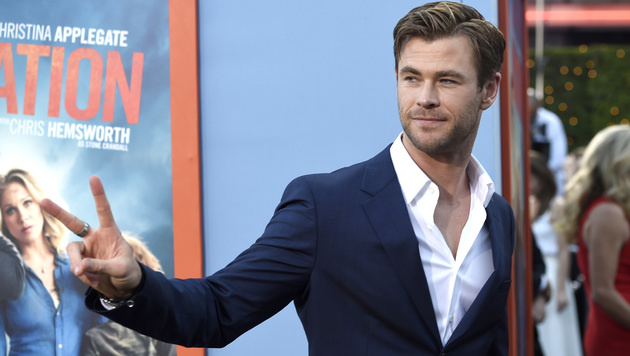 "... ""Thor""-Feschak Chris Hemsworth. (Bild: Chris Pizzello/Invision/AP)"