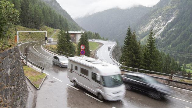 Neue Felbertauern-Trasse für Verkehr freigegeben (Bild: APA/EXPA/ JOHANN GRODER)