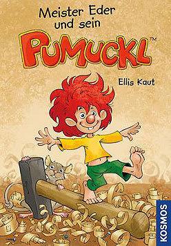 Am Buchcover ist der kleine Kobold Pumuckl deutlich schlanker. (Bild: Kosmos Verlag)